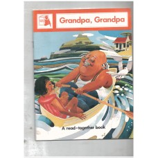 Story Chest: Stage 1 - Large Read-Together Books: Set 1 - Grandpa Grandpa