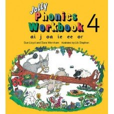 4: Jolly Phonics Workbook