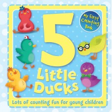 Duckling (3D Board Books)