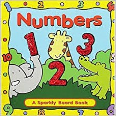 Numbers (sparkly board book)