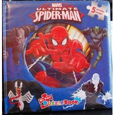 Marvel Ultimate Spider-Man My First Puzzle Book