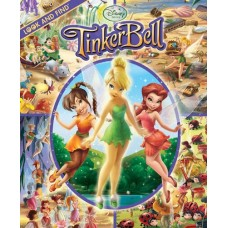 TinkerBell ( Look and Find )