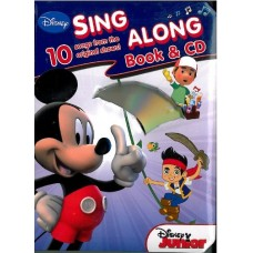 Disney Junior Sing Along Book