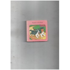 Tiny Board Book - Puppies at the Park