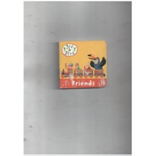 Tiny Board Book - 3rd & Bird - Friends