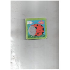 Tiny Board Book - Lily Ladybird
