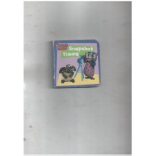 Tiny Board Book - Timmy Time - Snapshot Timmy