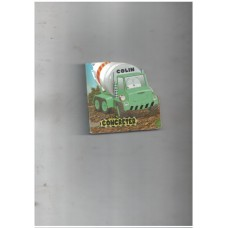 Tiny Board Book - The Concreter