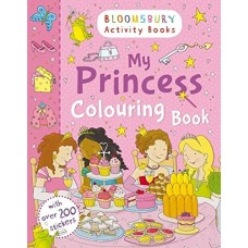 My Princess Colouring Book (Chameleons)