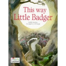 This Way Little Badger (Picture Stories)