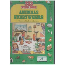 333 Word Book: Animals Everywhere
