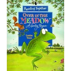 Over In The Meadow (Reading Together Level 3)