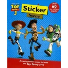 Disney Sticker Scene: Toy Story 3 (Disney Toy Story 3)
